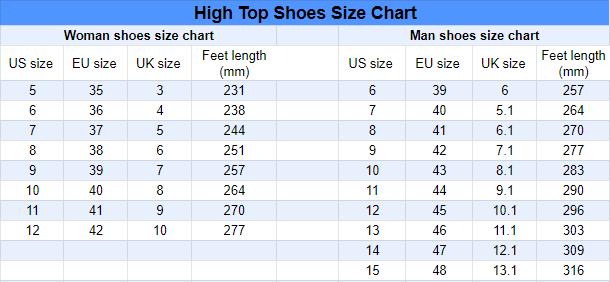 05e2dcbe 61e3 11ea 990e 0242ac140005 High%20Top%20Shoes%20Size%20Chartpx Rad Cru Mens High Top Canvas Shoes